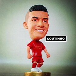 Soccer Liverpool Coutinho 10 Toy Figure 2.5