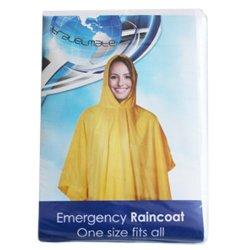 TravelMate Raincoat Emergency Blue Colour