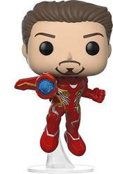 Funko Pop Marvel Avengers Infinity War Iron Man 304 Unmasked