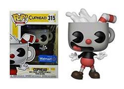 Funko Pop Games: Cuphead - Cuphead Spilled Milk Walmart Exclusive
