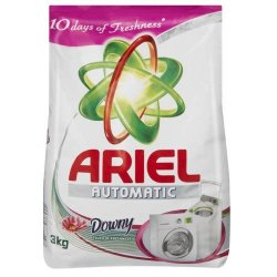 ARIEL Auto 3kg Washing Powder