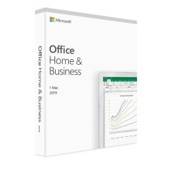 Microsoft Office 2019 Home & Business Retail For 1 Mac User