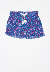 POP CANDY Girls Flouncing Rayon Shorts - Print 1