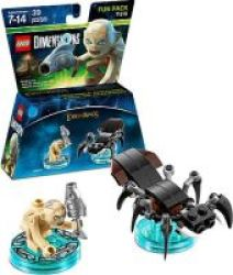 Warner Bros Lego Dimensions Fun Pack - Lord Of The Rings - Gollum - 209468