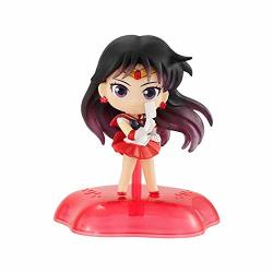 Bandai Sailor Moon Twinkle Statue Figure sailor Mars size 6 Cm