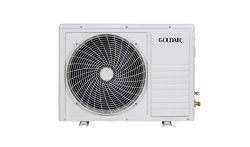Goldair - 24000BTU Air Conditioning Heating And Cooling External Unit Inverter