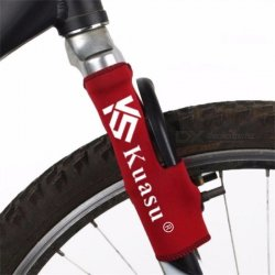 Kuasu KS0098 Pair Outdoor Cycling Bicycle Bike Front Fork Protectors Care Guard Cover Wrap Bike Acce