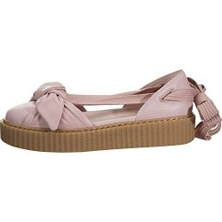 hot sale online 365dd ac491 Puma Women's Fenty X Bow Creeper Sandals Silver Pink silver Pink 7 B M Us |  R | Sunglasses | PriceCheck SA