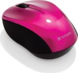 2807e1a5d14 Deals on Go Ver Nano Wireless Mouse Hot Pink | Compare Prices & Shop ...