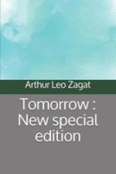 Tomorrow - New Special Edition Paperback