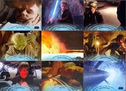 Star Wars Galactic Files 2 Ripples In The Galaxy Insert Card Set RG-1 - RG-10