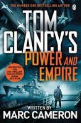 Tom Clancy& 39 S Power And Empire - Inspiration For The Thrilling Amazon Prime Series Jack Ryan Paperback