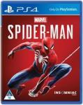 Sony PS4 Game - Marvel&apos S Spider-man Retail Box No Warranty On Software