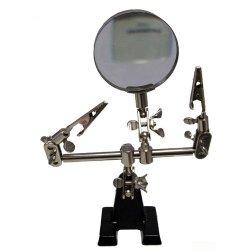 MIYAKO USA Helping Hand With Magnifying Glass