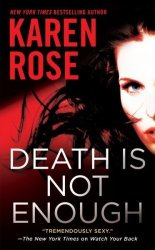 Death Is Not Enough Paperback