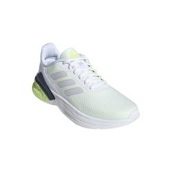 Adidas Women's Response Sr Running Shoes - White silver yellow