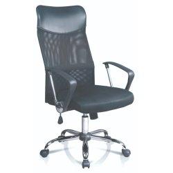 No Brand - Manhattan High Back Mesh Chair Black