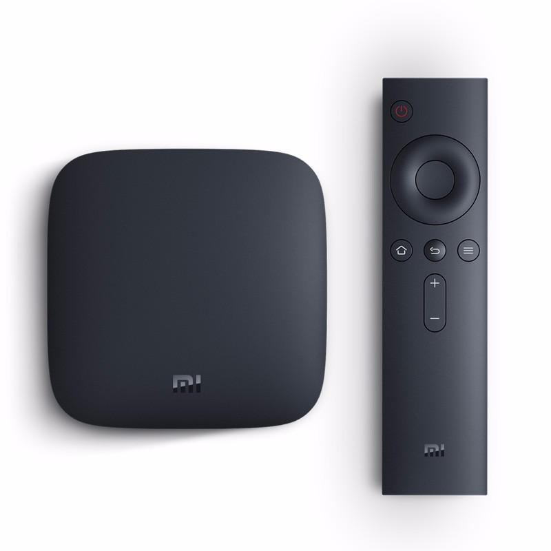 Xiaomi Mi TV Box in Black