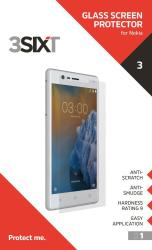 3SIXT Glass Screen Protector for Nokia 3