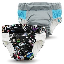 Kanga Care Lil Learnerz Toilet Training Pants Tokispace & Platinum Small