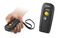 Posiflex Ccd Handy Bluetooth Scanner Z-3250BT