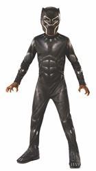 Rubie's Marvel: Avengers Endgame Child's Black Panther Costume & Mask Medium
