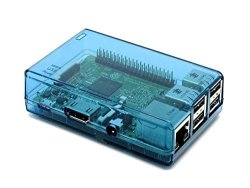 SB Components Ltd Sb Components Blue Closed Case For Raspberry Pi Model B+ B Plus Good For Xbmc Users