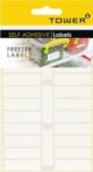 TOWER Freezer Labels 45X13MM Pack Of 250
