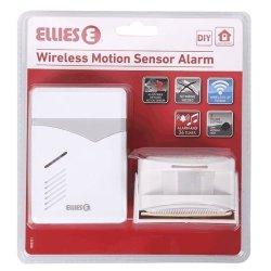 Ellies Battery Operated Infrared Sensor With Doorbell retail Store
