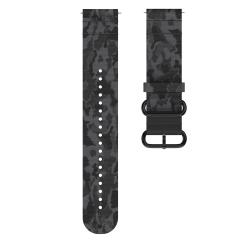 Polar Grit X Tundra Black Wrist Strap Size M l