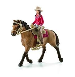 Schleich Western Rider Action Figures Multicolor