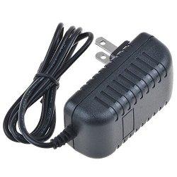 Omnihil AC//DC Power Adapter Compatible with Lorex AC C-U81 AC CU81 Q-See SWANN CCTV Security Camera Power Supply