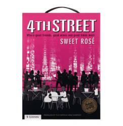4th Street Sweet Rose 1 X 5l