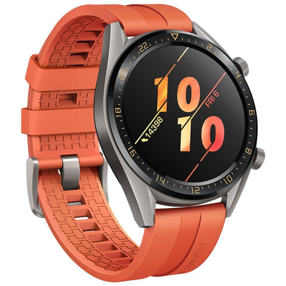 Huawei Watch GT Active Smart Watch Orange