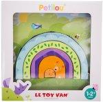 Le Toy Van Petilou Rainbow Tunnel Blocks