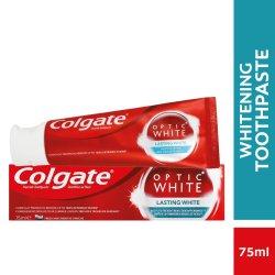 Colgate Optic White Lasting White Toothpaste 75ml