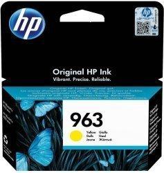 HP 963 Yellow Original Ink Cartridge