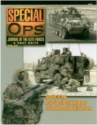 Dragon Models USA, Inc. Concord Publications Special Ops Journal 43 Enzian And Stern Joint Combined Exercise Cold Response Aussies In Iraq