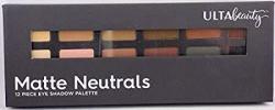 Ulta Eyeshadow Palette Matte Neutrals