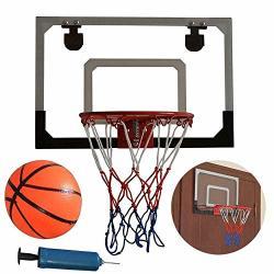Home Market MINI Basketball Hoop System Kids Goal Over The Door Indoor Outdoor Home Office Wall Basketball Net Goal Basketball Hoop Lift System
