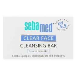 Sebamed Clear Face Cleansing Bar 100ML