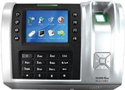 Fingertec Time Attendance TA200 Plus Color Fingerprint + Rfid Time Clock
