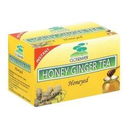Closemyer Honey Ginger Tea 10'S