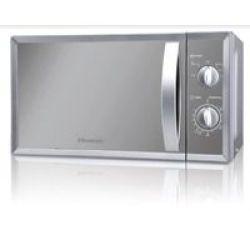 Hisense 20l Silver Microwave Oven