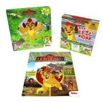 The Lion Guard 3-BOOK Collection