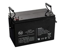 Douglas Guardian DG12-100UTH 12V 100AH Sealed Lead Acid Battery - This Is An Ajc Brand Replacement