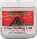 Aztec Secret Indian Healing Clay - Facial Cleanser 1 Pound -- 6 Per Case.