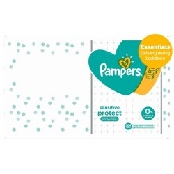 Pampers Baby Wipes 504'S
