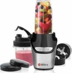 Milex NUTRI1000 1000W 8-in-1 Blender