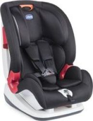 Chicco - Youniverse Isofix Car Seat - Black - GR1 2 3